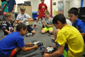 Group_8-8-16_Robotics - Amanda Stickles